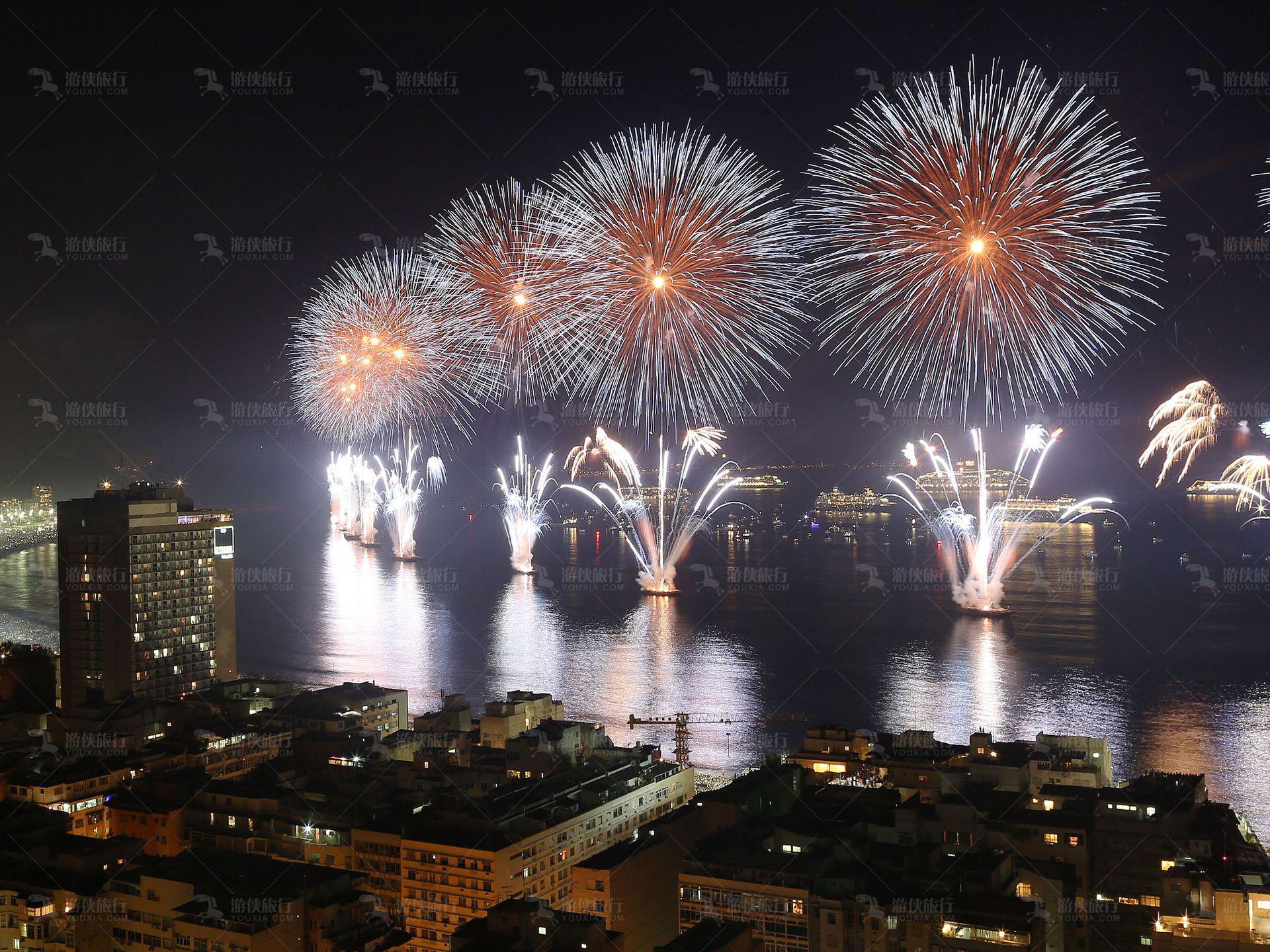 里约热内卢科跨年狂欢