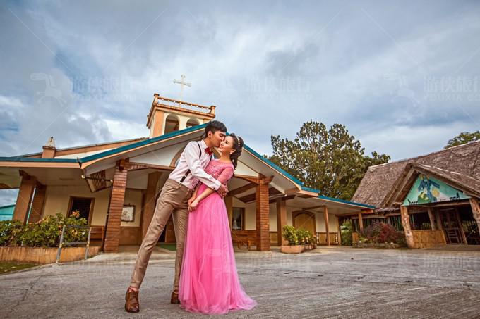 帕劳教堂婚礼