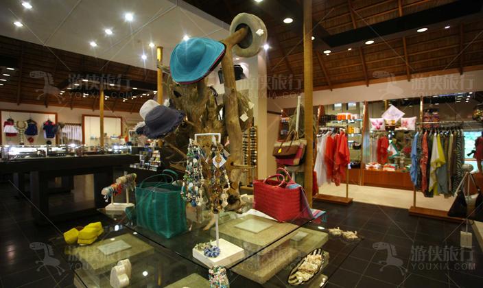 马尔代夫购物