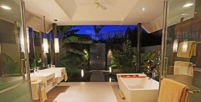马尔代夫为旅客们提供的住房