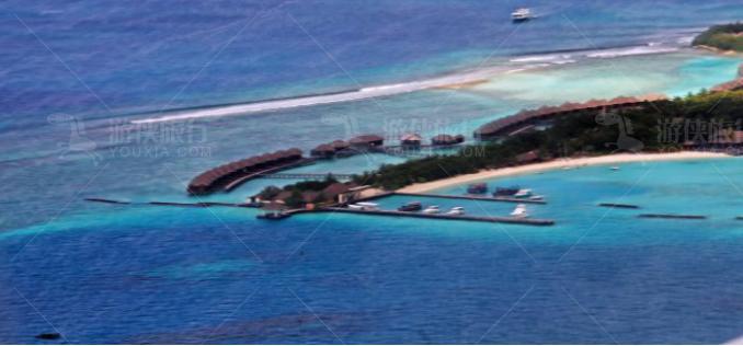 马尔代夫很多小的岛屿和景点都是值得一看的