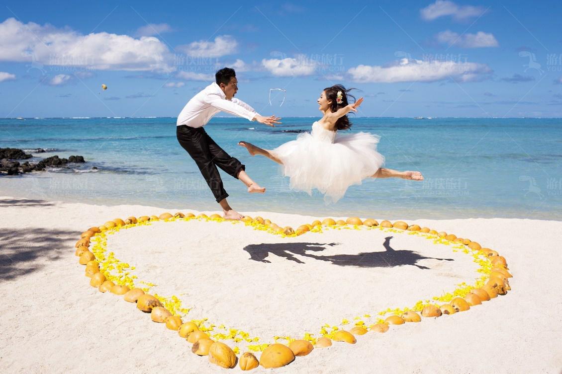 体操与婚纱