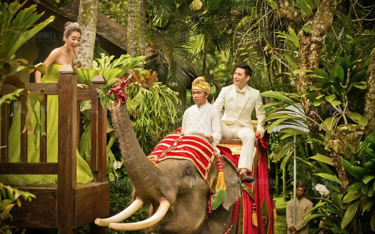 巴厘岛传统婚礼