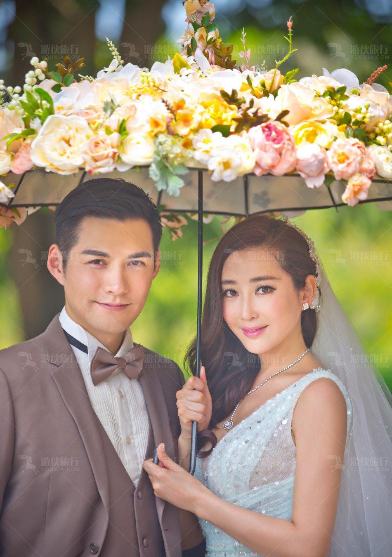 巴厘岛梦幻婚礼