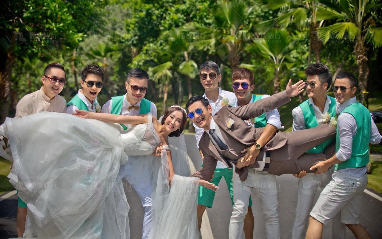 婚纱拍摄胜地巴厘岛