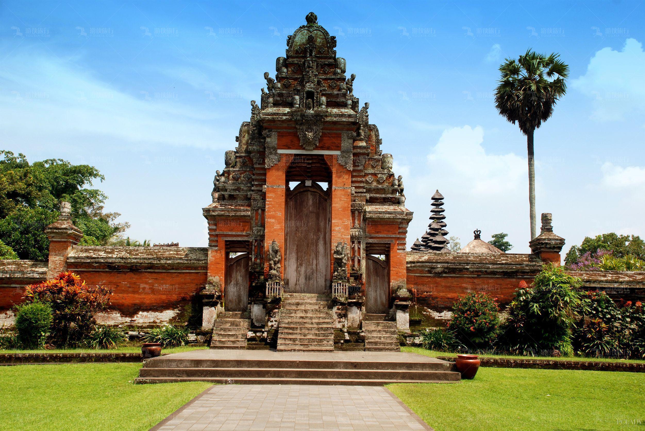 巴厘岛圣泉寺