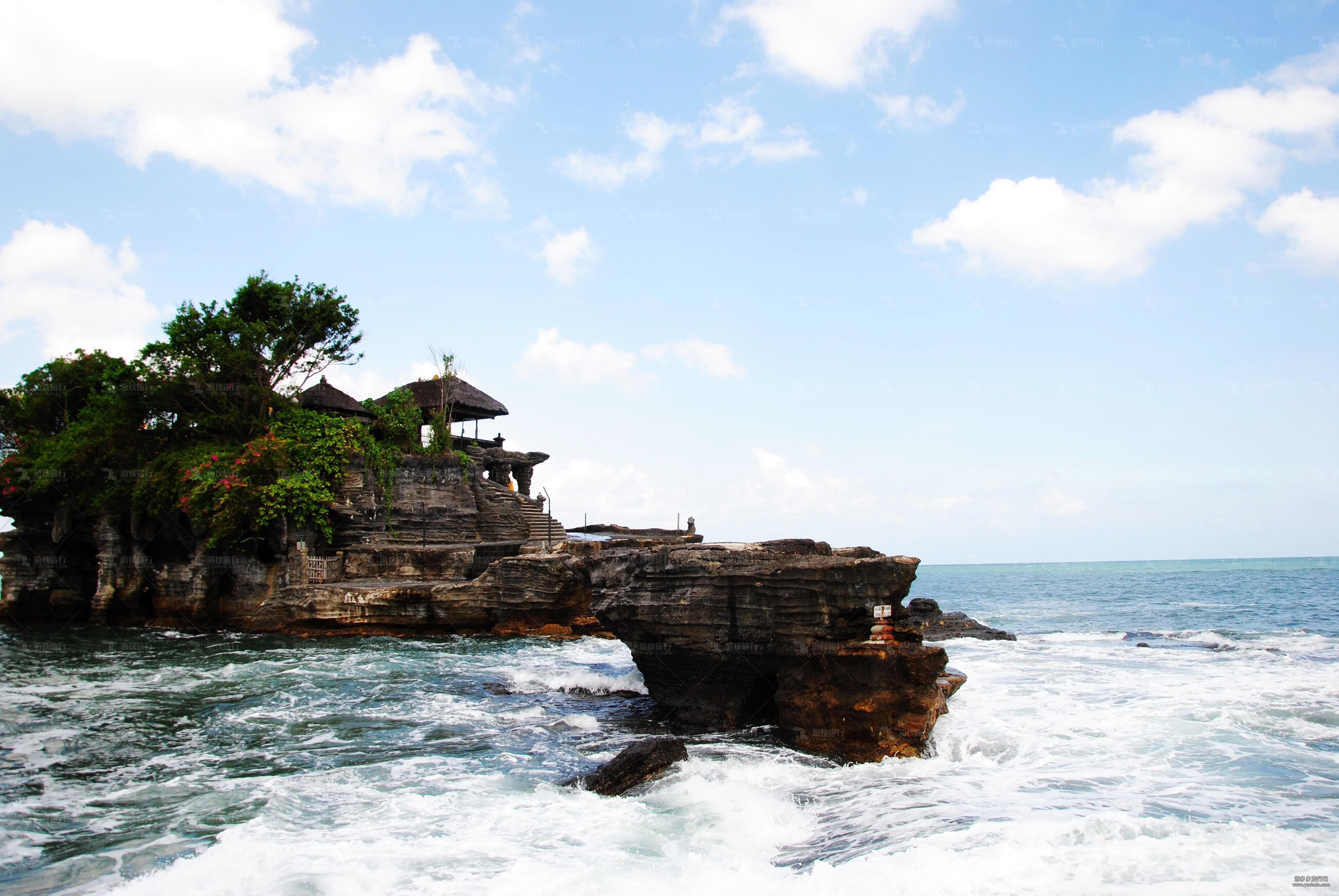 巴厘海神庙