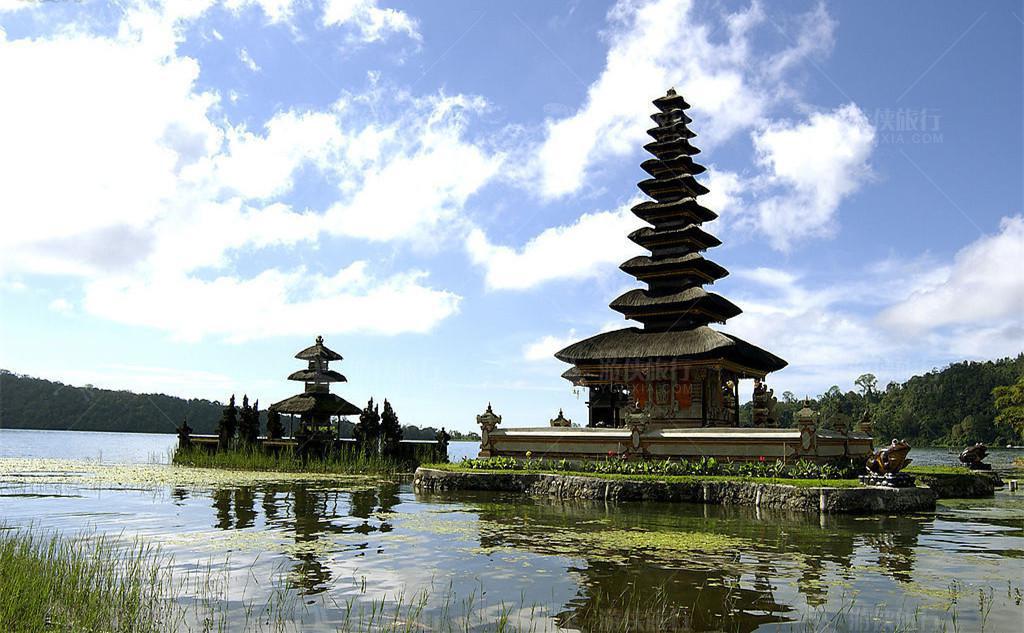百度湖水神庙