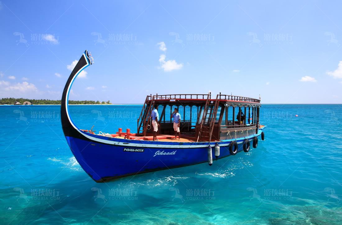 马代出海探险