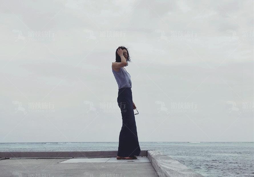 翡诺岛清爽海风
