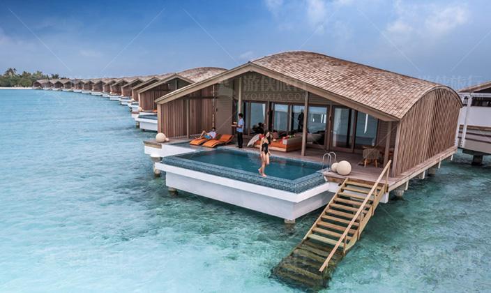 马尔代夫翡诺岛