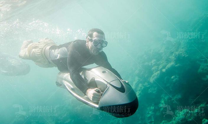 马代潜海巡游海洋