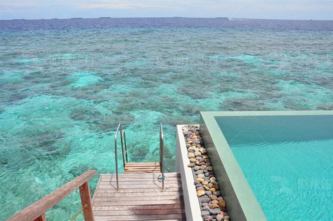 马尔代夫都喜大阙岛