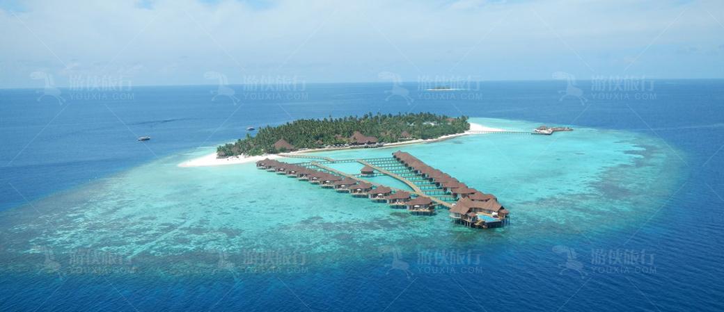 马尔代夫鲁彬逊岛