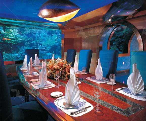 马代酒店餐厅