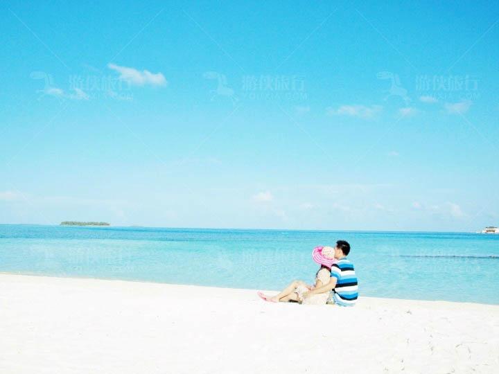 马代悦椿庄薇拉瓦鲁沙滩