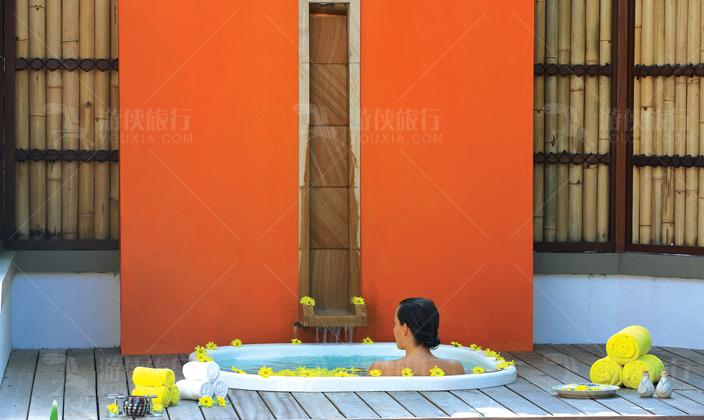悦椿庄马代微拉瓦鲁海滩别墅