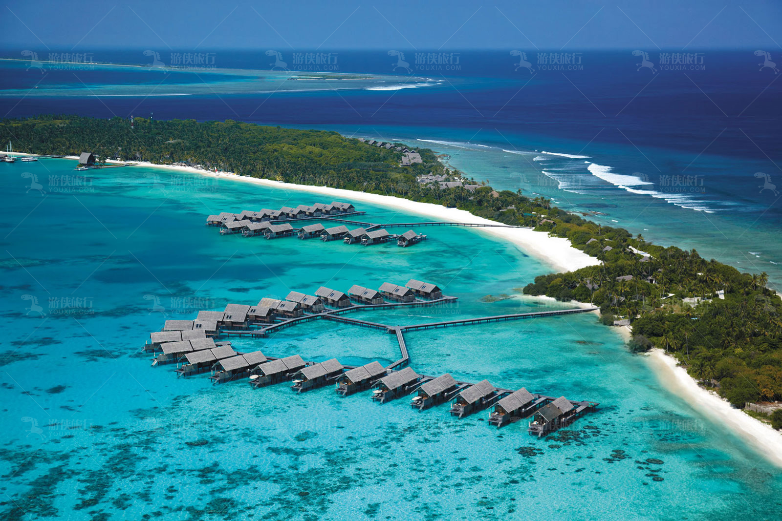 马尔代夫选酒店