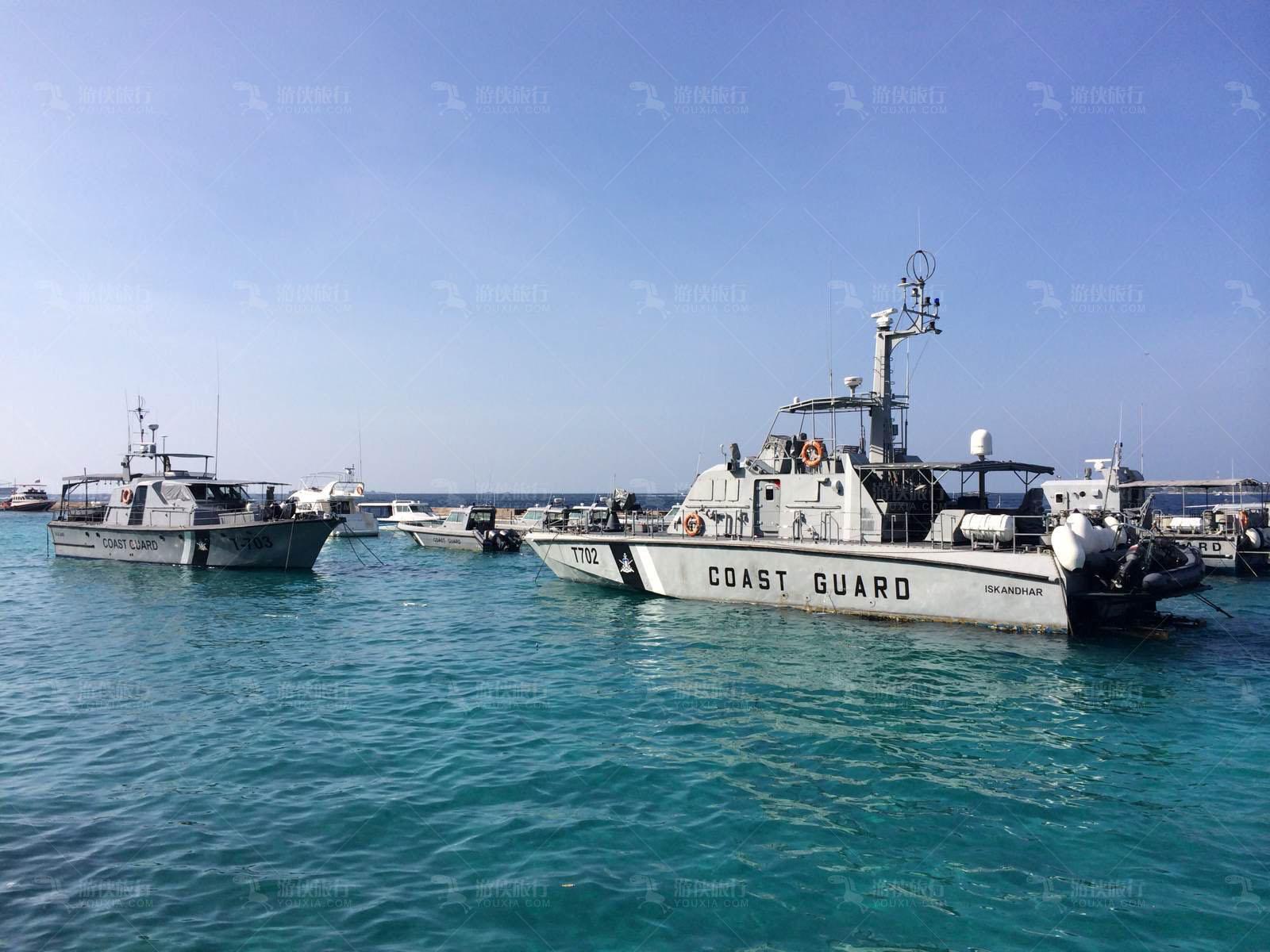 马尔代夫船宿