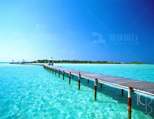 人间美景马尔代夫