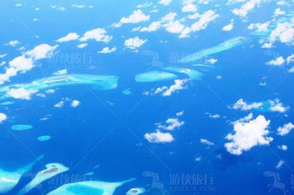 美丽的马尔代夫