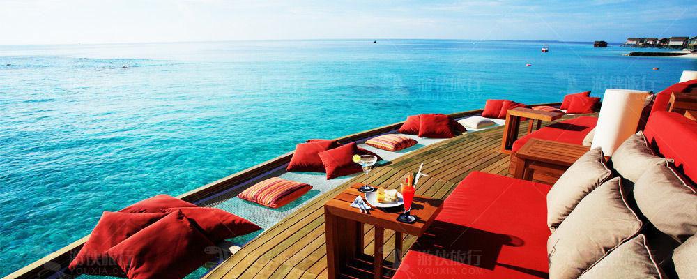 马尔代夫美丽海景