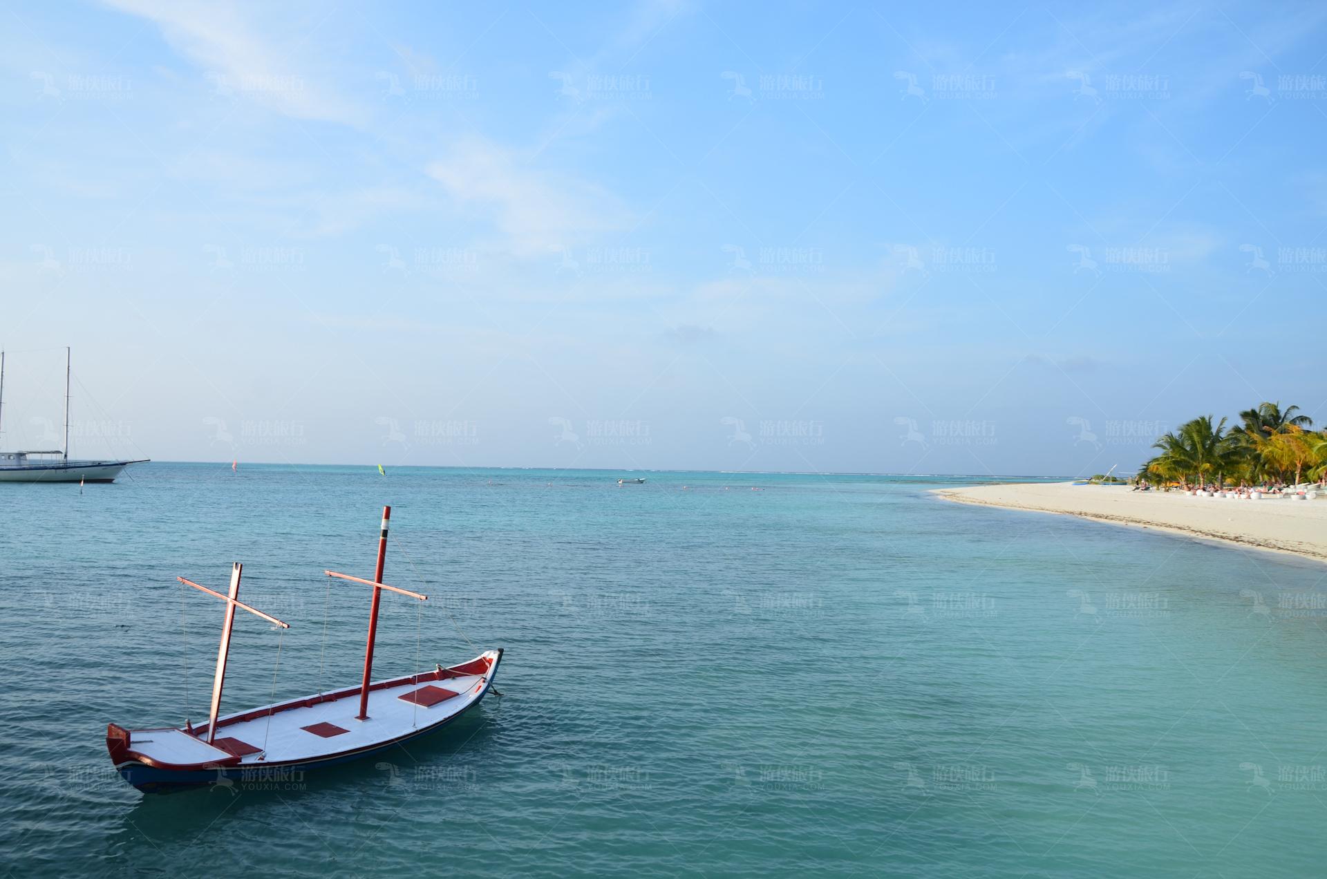 马尔代夫海景