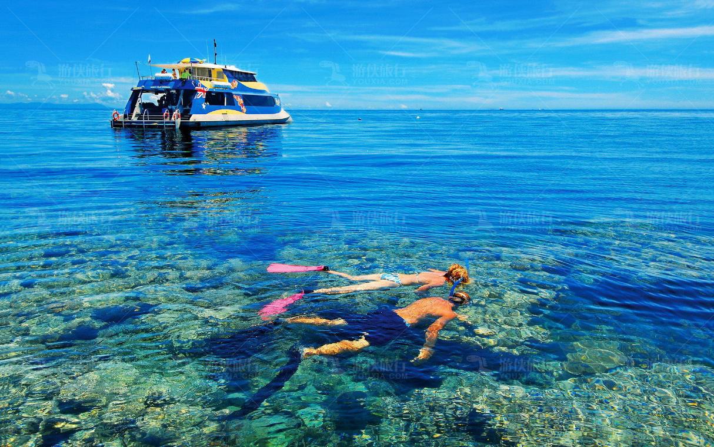 马尔代夫浮潜