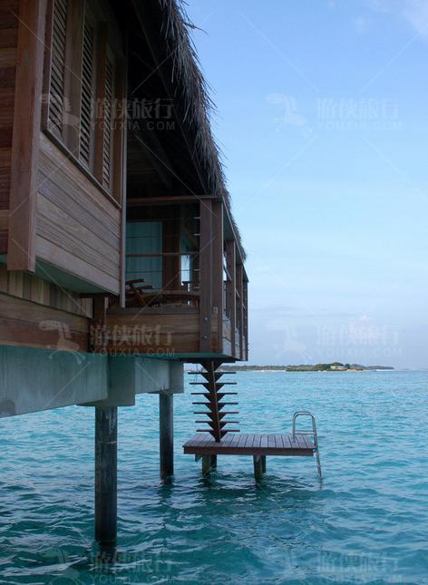 体验马尔代夫风情