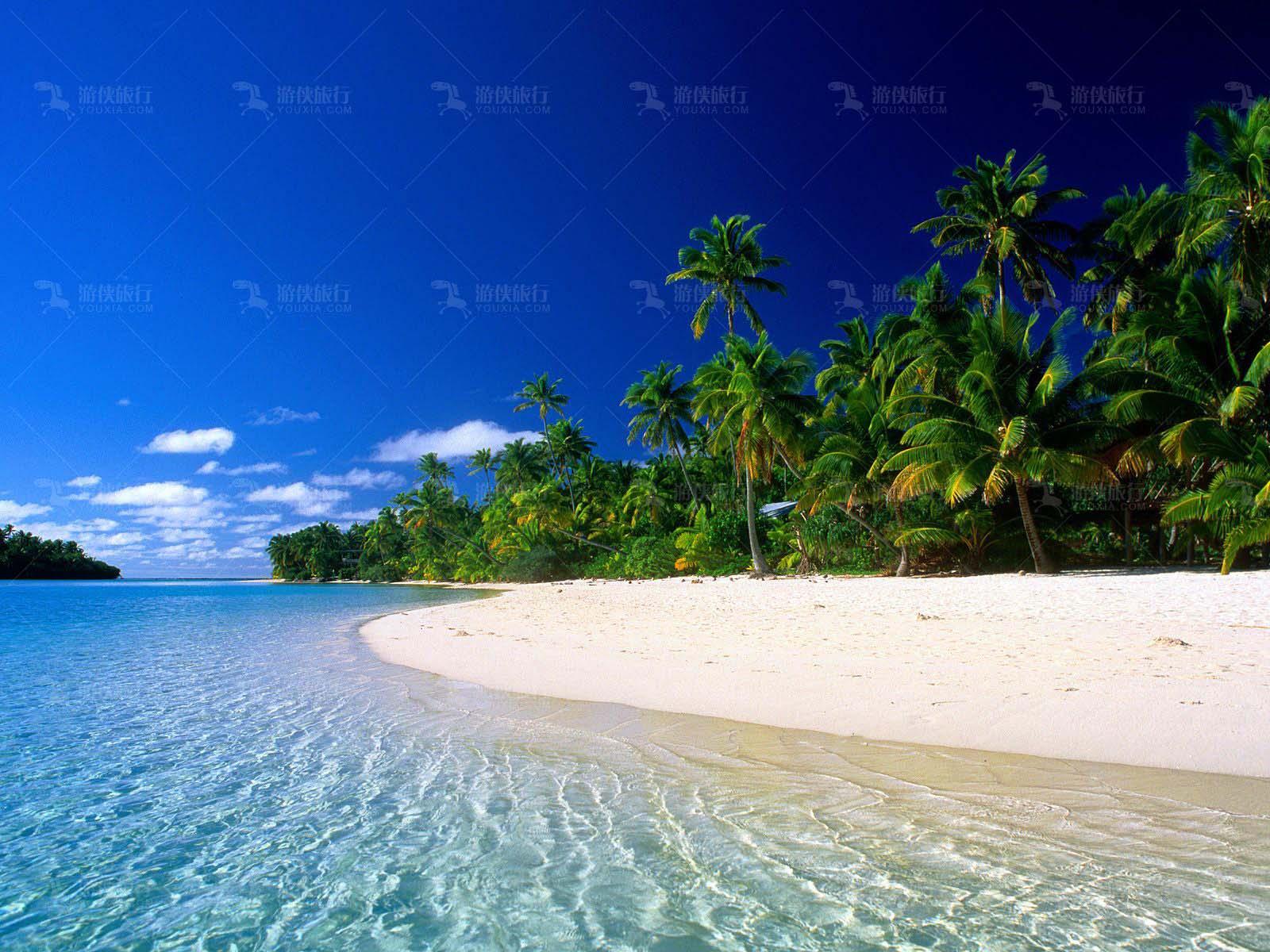 卡尼岛风景