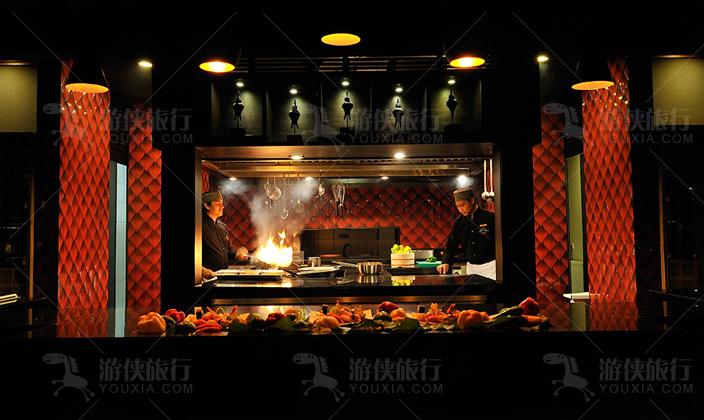 马代阿雅达岛餐厅