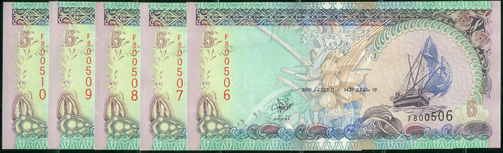 马尔代夫货币
