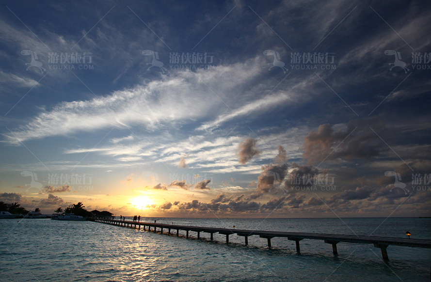 热情海岛马尔代夫
