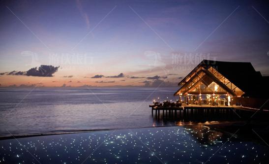 马尔代夫酒店