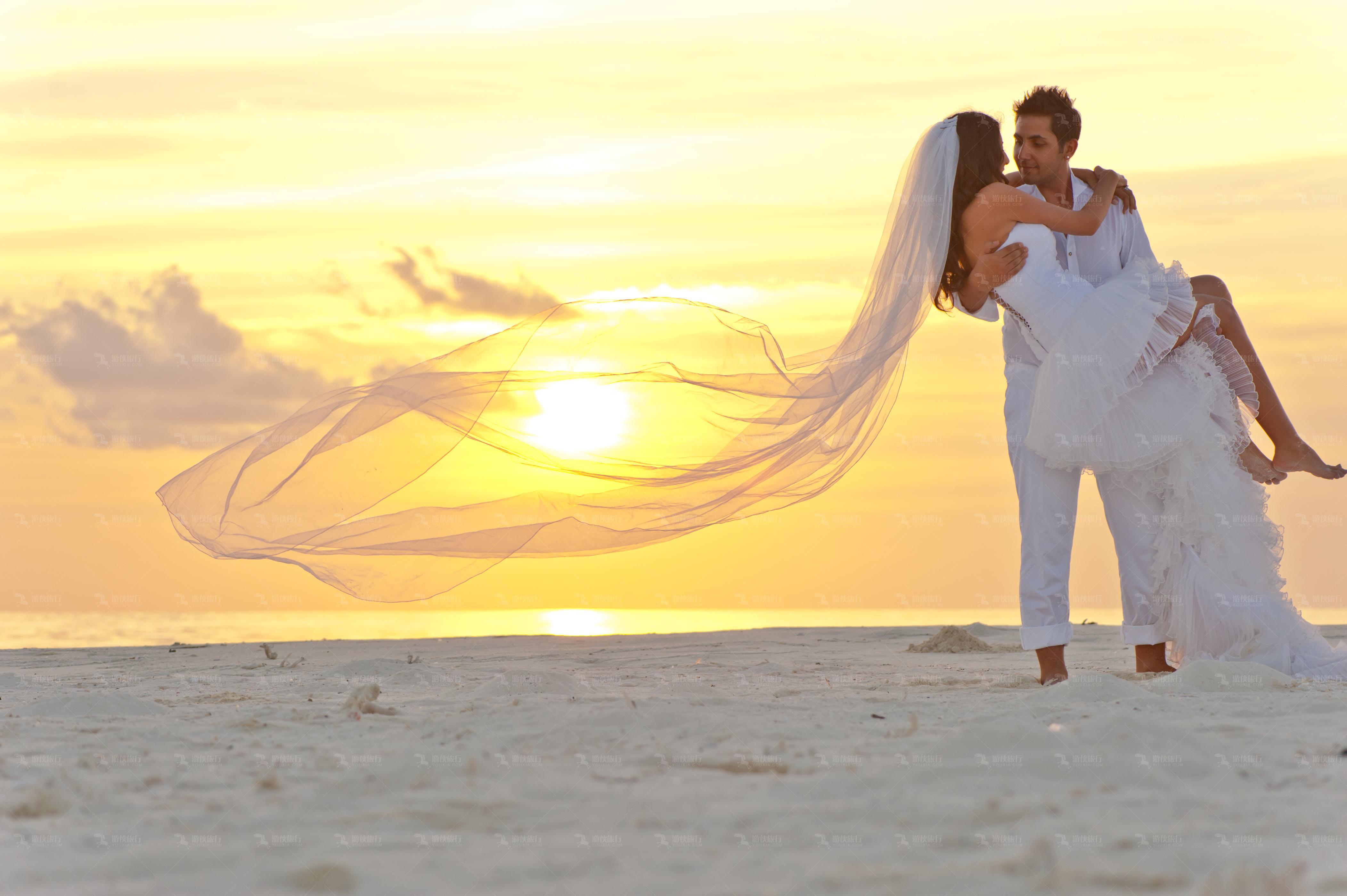 马尔代夫婚纱