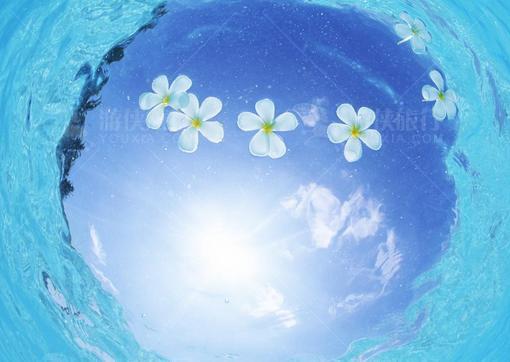 马尔代夫海水