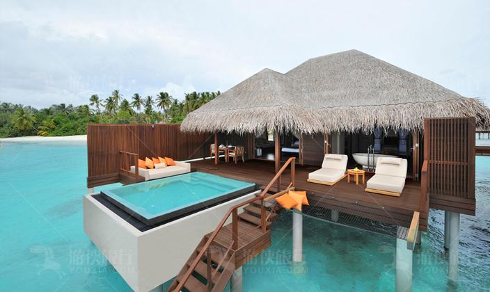 马尔代夫阿雅达海洋别墅