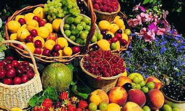 热情马代水果