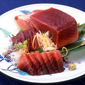 马代海鲜刺身