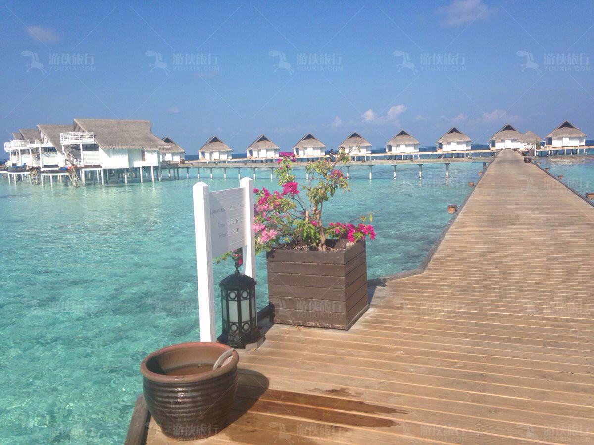旅游首选马尔代夫