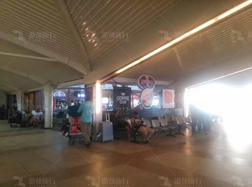 马累机场餐厅