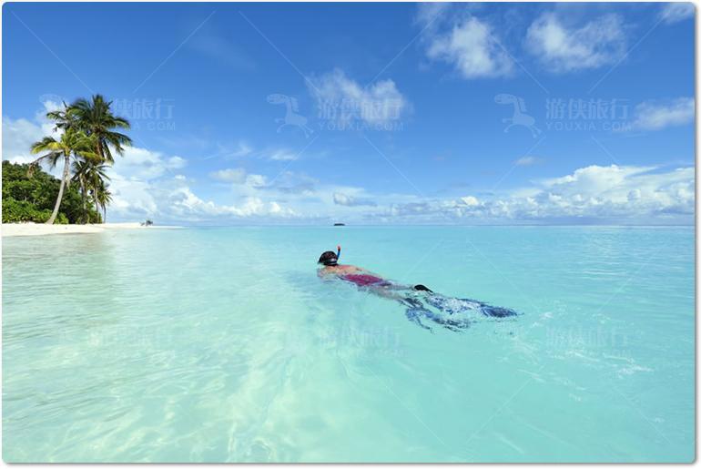 马尔代夫水上娱乐