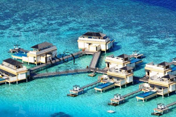 马尔代夫上岛方式