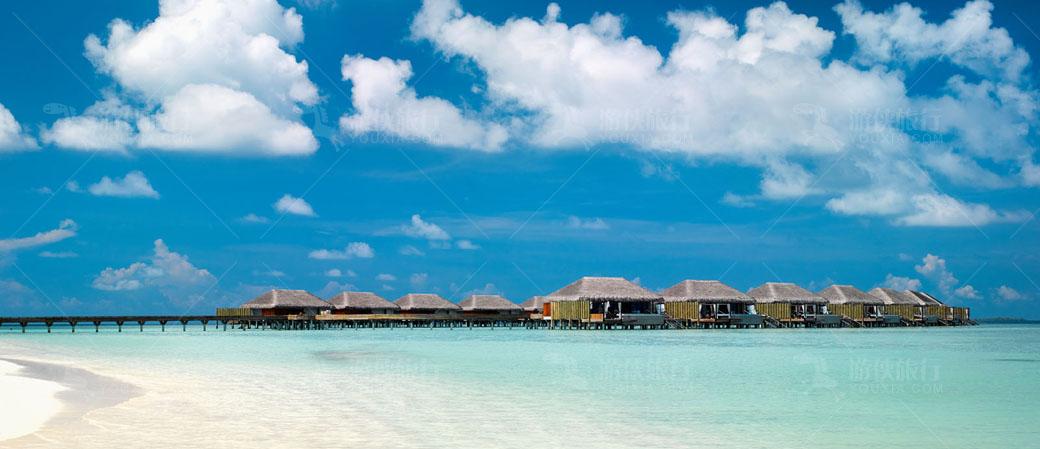 维拉私人岛度假