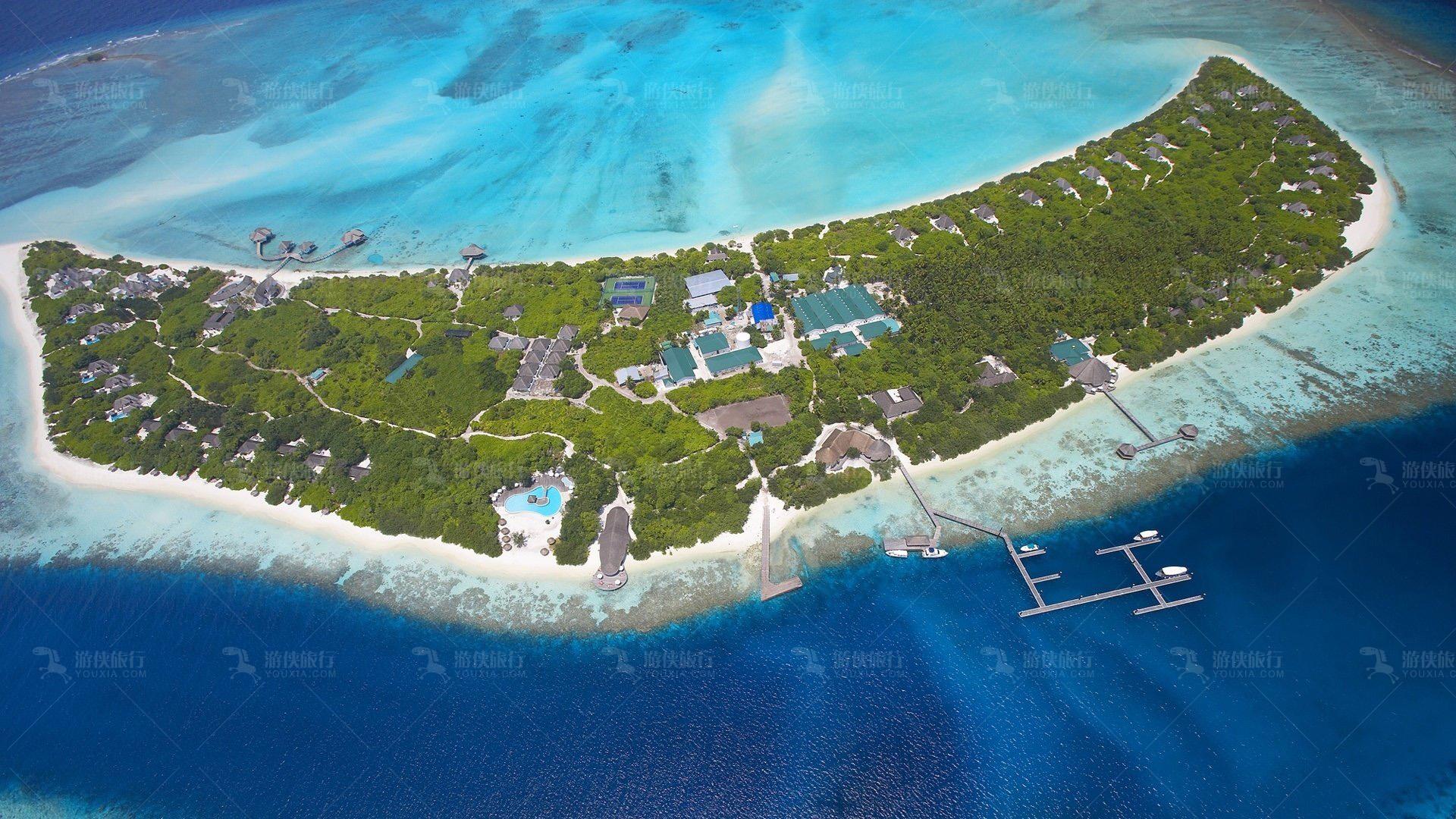 马尔代夫神仙珊瑚岛