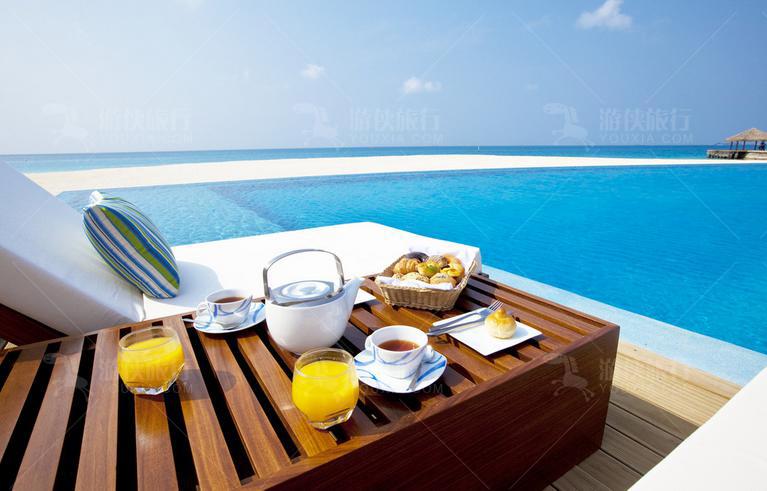 马尔代夫圣塔拉富士岛