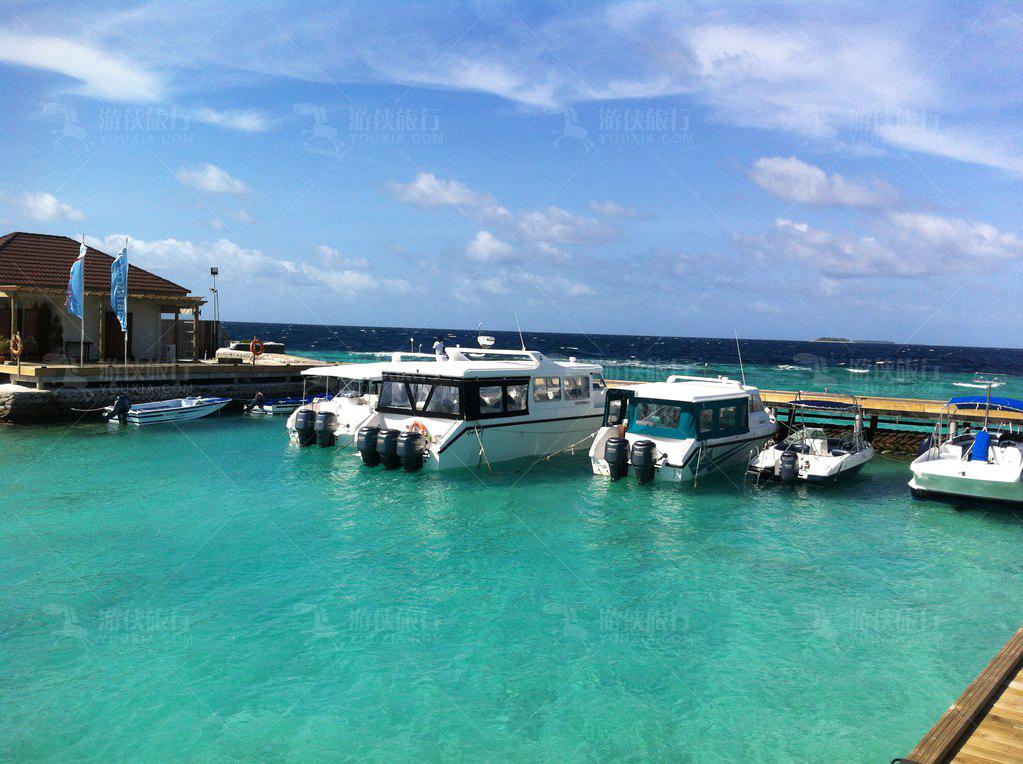 马尔代夫鲁滨逊岛