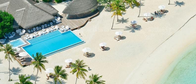 马尔代夫马富士瓦鲁岛