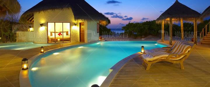马尔代夫神仙珊瑚住宿
