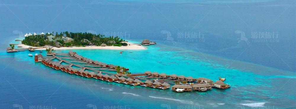 马尔代夫港丽岛